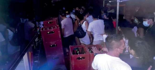 MPSM clausura centro nocturno ubicado en Jr. Ilo