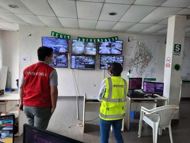 Cámaras de videovigilancia de Tarapoto no almacenan grabaciones y pondrían en riesgo la seguridad ciudadana