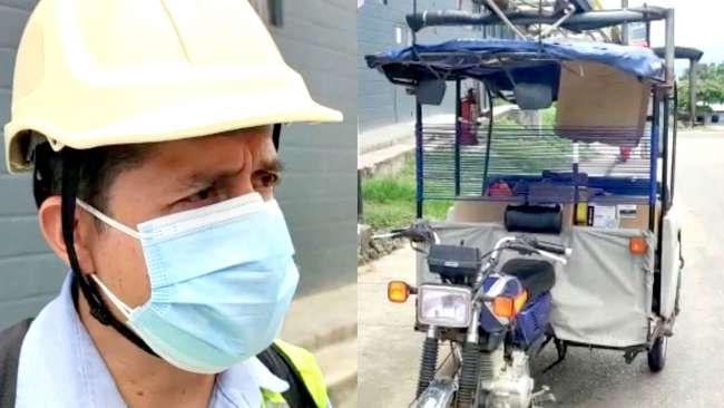 Ciudadano denuncia abuso de autoridad en operativo de circulación vial