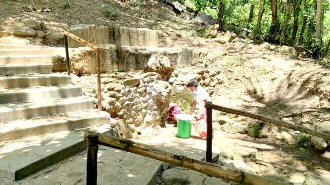 Rotura de tubería matriz deja sin servicio de agua potable a toda la población Tarapotina