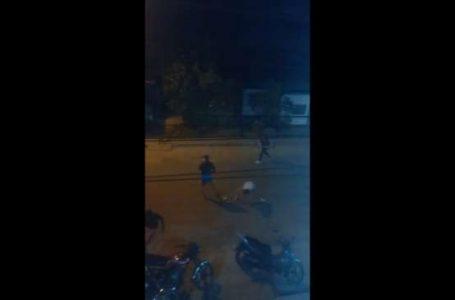Instalaran dos puntos policiales fijos para controlar a pandilleros en Las Palmeras