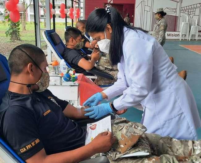 Gobierno Regional y Universidad Peruana Unión unen esfuerzos para campaña de donación de sangre