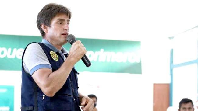 Gobierno Regional de San Martín y Ronderos, asumen compromisos