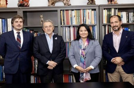 Partido de ultraderecha Vox busca reclutar adeptos peruanos