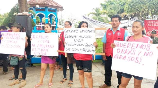 Huelga indefinida desde el 28 de octubre