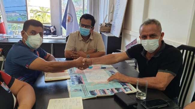 Municipalidad Provincial de San Martín y Municipalidad Distrital de Morales mejorarán calles de ingreso a Morales