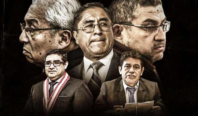 Corte Suprema declaró procedente un nuevo pedido de extradición contra Cesar Hinostroza