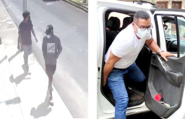 Policía investiga intento de atentado contra regidor Luis Ramírez Flores