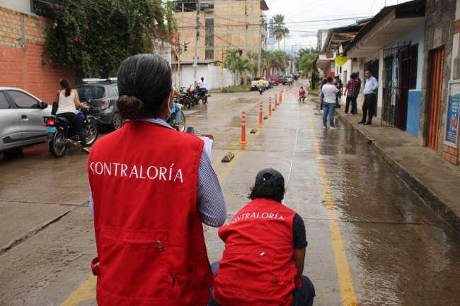 Ciclovía de Tarapoto contraviene normativa técnica y pondría en riesgo a usuarios