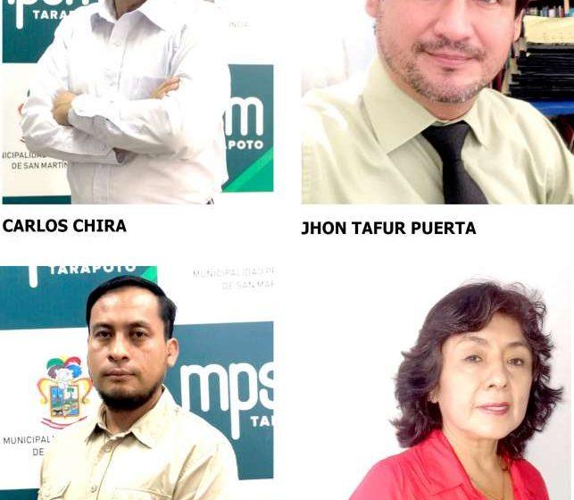 Realizan cambios de  funcionarios en la MPSM